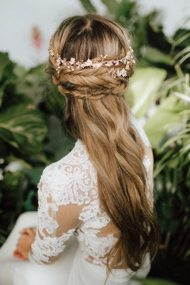 Modern Tropical Bride Inspiration - Polka Dot Bride