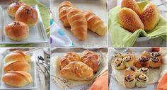 Roti Empuk (Resep Dasar Roti) By : Fatmah Bahalwan Bahan: 500 gr tepung terigu protein tinggi 100 grgula pasir 25 gr susu bubuk 4 btr kuning telur 11 gr ragi instan 3 gr bread improver 130 mlsusu cair 100 mlair es 100 gr mentega/margarin 1 sdt garam Bahan olesan: Kocok rata: 3 btr telur, ½ sdt garam dan 2 sdm susu. Cara membuatnya: Campur semua bahan kering, kecuali garam, aduk rata. Masukkan susu, air dan telur, aduk dan uleni sampai rata. Masukkan mentega dan…