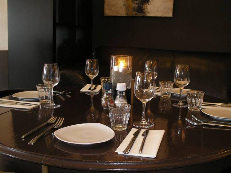 Een gedekte tafel ziet er altijd uitnodigend uit voor de gast en creëert ook sfeer