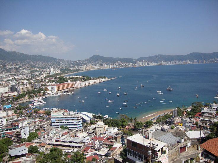 Acapulco - Fotografía: Beatriz Julia Suarez. Añade 4 días al final de tu viaje disfrutando de este lugar.