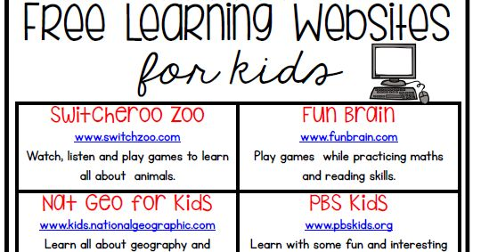 Hi All   Tomorrow I will be running a parent workshop at school. It is focusing on kids tech time at home and what types of websites would b...