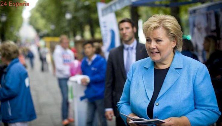 """La ministra de Inmigración sueca planta a su homóloga noruega para no """"entrar en su campaña electoral"""""""