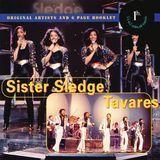 Sister Sledge & Tavares [CD], 26391373
