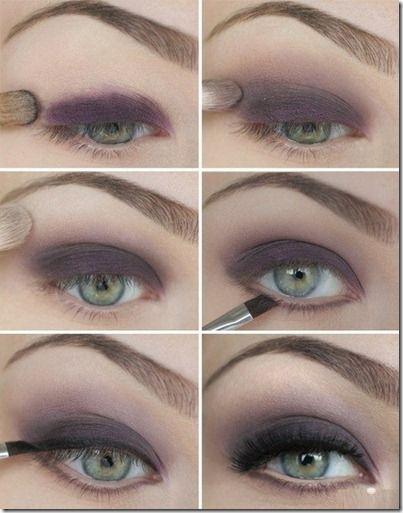 makeup sep by step 82