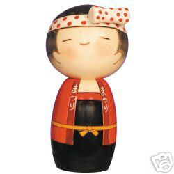 Boneca Kokeshi 13