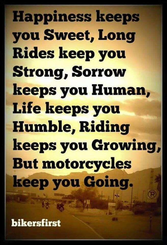 565 Best Biker Quotes Images On Pinterest Motorcycle