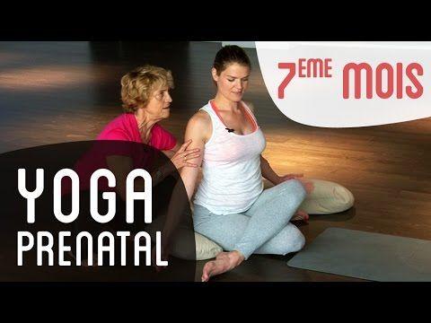 Yoga Prénatal - 7ème mois de grossesse (feat. Dr Bernadette De Gasquet)