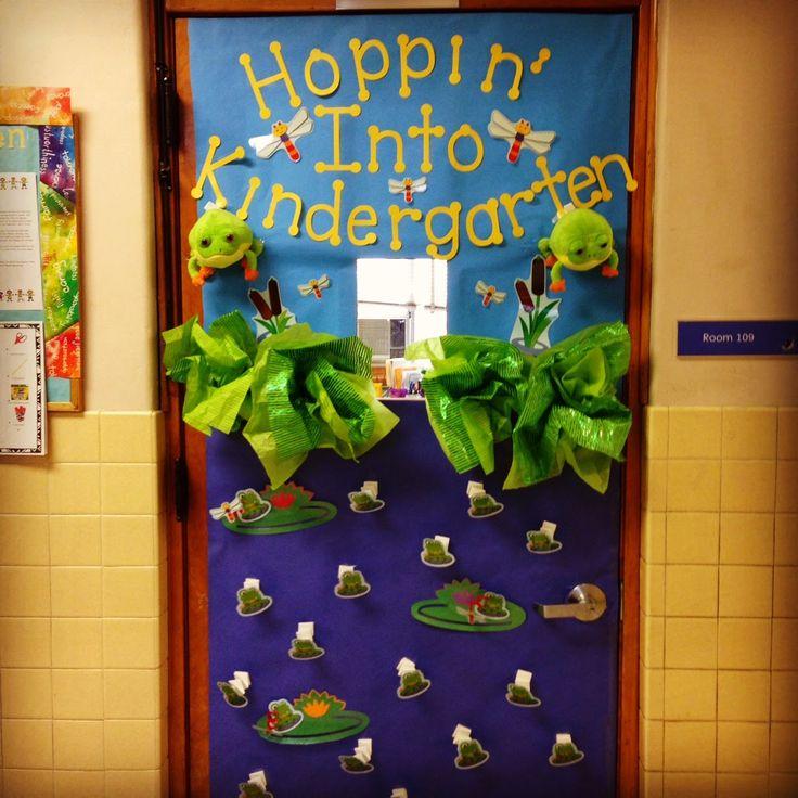 17 Best Ideas About Kindergarten Door On Pinterest