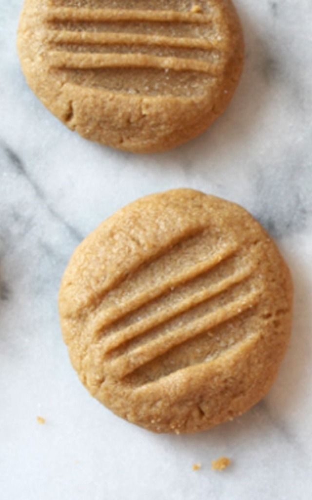 Easy 3-Ingredient Peanut Butter Cookies Your Kids Will Love to Help Make