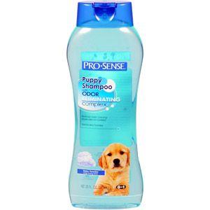 Pro-Sense Baby Powder Scent Puppy Shampoo with Odor-Eliminating Complex, 20 oz