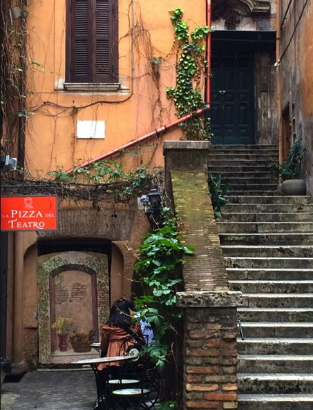 """Top Food Secrets of Rome, Italy Revealed - While on a Context Tours Market Walk I took, we ended up at what the docent considered the """"best pizza in town, Bonci's Pizzarium."""" I told her that I had just been bragging about what incredible pizza I had had the day before, telling her it was from the La Pizzaria del Teatro, when she mentioned to me that it was from the same owner! How I had stumbled upon La Pizzaria del Teatro was only a miracle. Find out more..."""