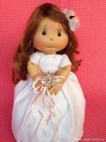 Кукла своими руками лесовичок