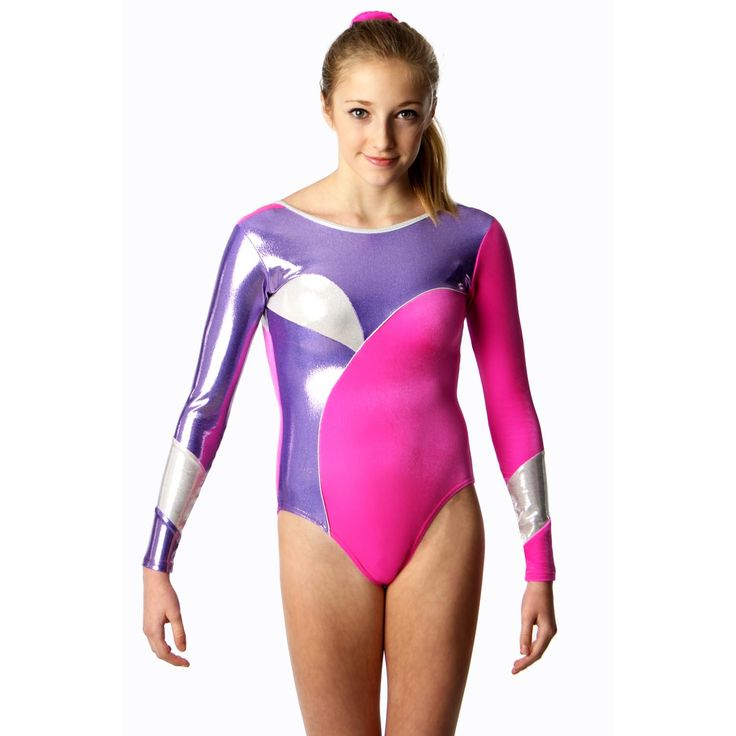 from Trace hot teen gymnast leotard