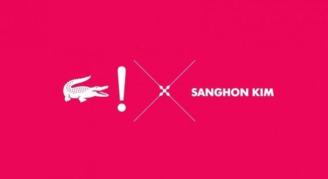 Lacoste L!VE x Sanghon Kim