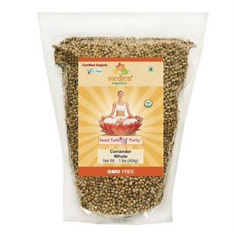 Fight everything from ulcers to anemia with coriander. Buy spices online to avoid mingling with the masses at dinnertime.