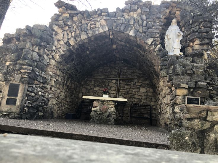 Small prayer location at st edwards university st