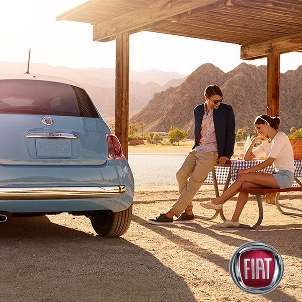Luxury is standard with our vehicles. Stop by #MossyFiat TODAY, where you can #DriveBetterForLess