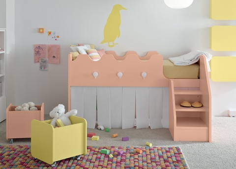 i want this for my little girl when she is ready for a big girl bed.