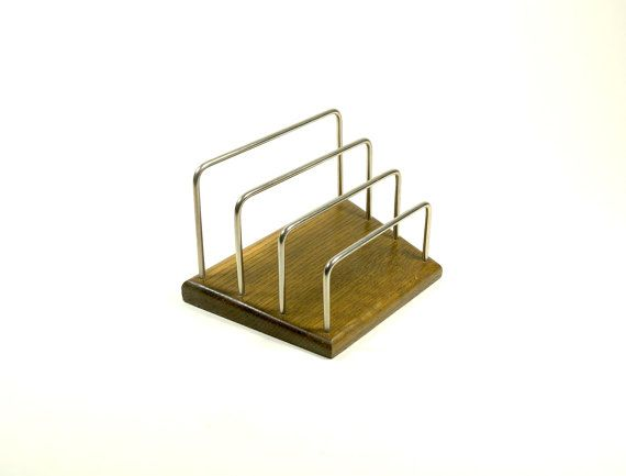 Vintage Office Decor Letter Organizer Vintage by DKVINTAGEGALLERY