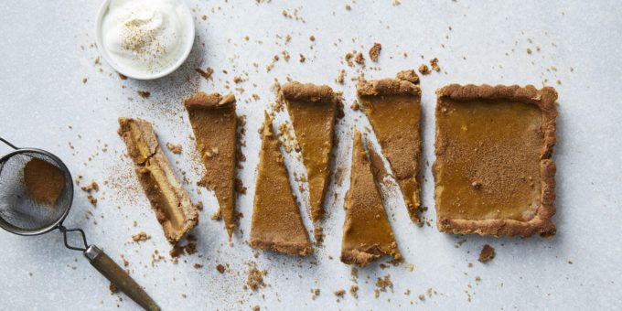 I Quit Sugar - Pumpkin Pie Bars