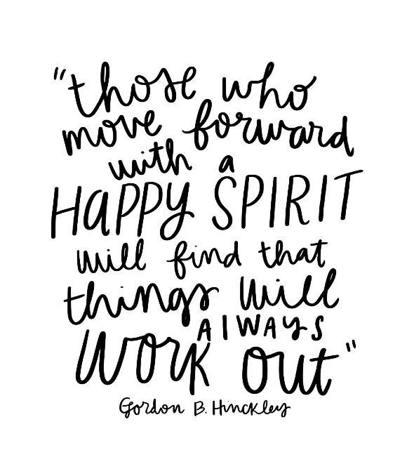 Move Forward | Quote