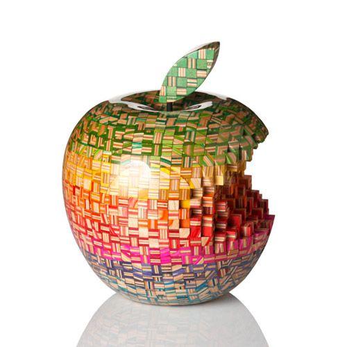 """Big Apple"" by Haroshi"