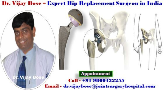 Dr Vijay Bose Performed Hip Surgery For A 89 Year Old Patient Hip Replacement Surgery Hip Replacement Hip Surgery