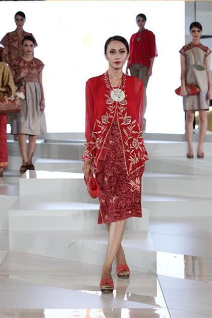 Jakarta Fashion Week 2015 ::Batik Chic