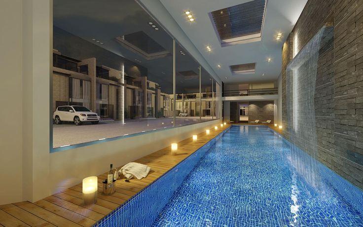 MORANDI - CANELON: Conjunto cerrado de 74 casas en Cajicá, cuenta con piscina, sauna, turco, zona de juegos, salón social, zona para gimnasio y 2 parqueaderos.