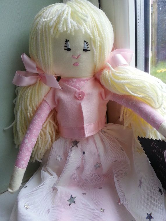 Check out this item in my Etsy shop https://www.etsy.com/uk/listing/152236481/ballerina-doll-soft-doll-rag-doll