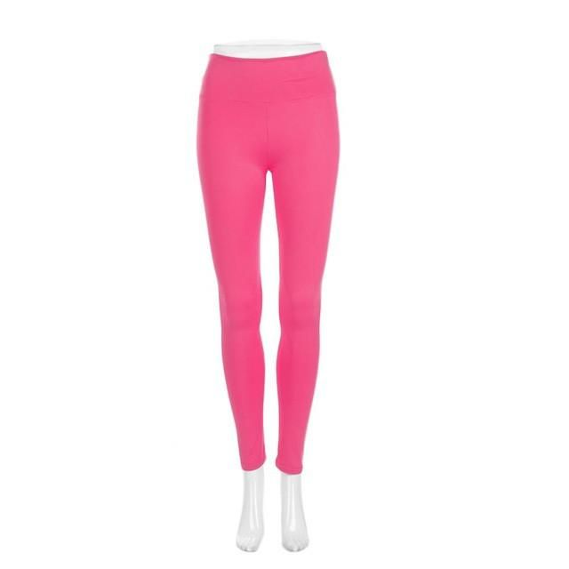 Womens Sport Yoga Running Pants slim pants Gym suits High Waist Trousers Leggings free shipping