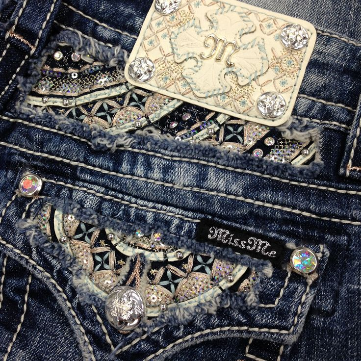 Pocket Pick: Zodiac Wheel Insert ‪#‎MissMeJeans‬