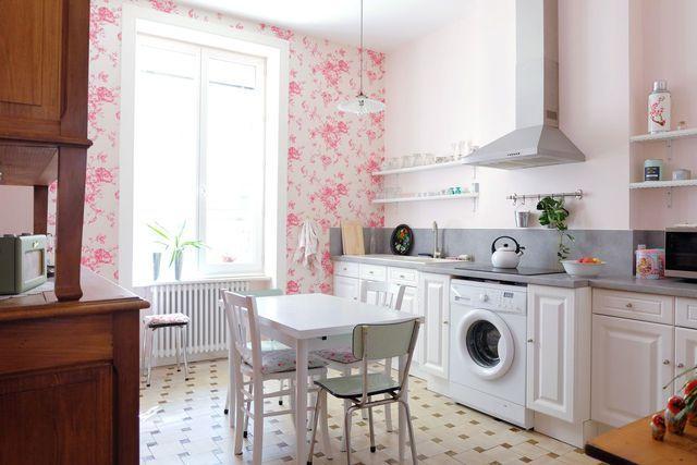 les 25 meilleures id es de la cat gorie papier peint anglais sur pinterest combinaisons de. Black Bedroom Furniture Sets. Home Design Ideas