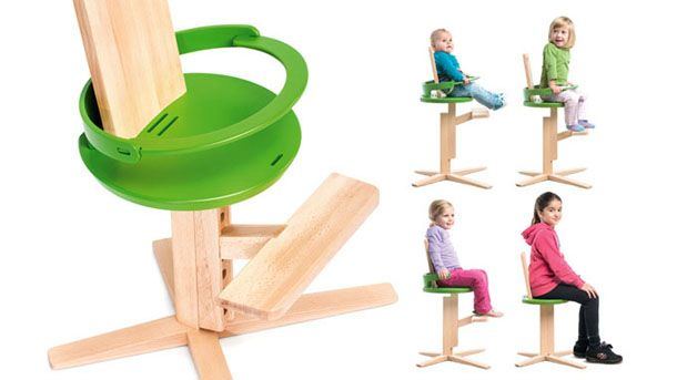 Froc Adjustable Children's Chair