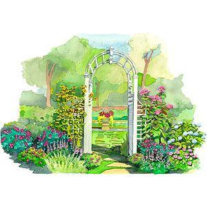 534 best Backyard Garden images on Pinterest Flower gardening