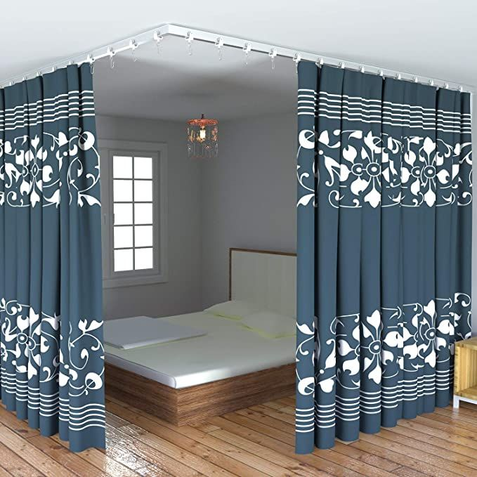 ceiling curtains
