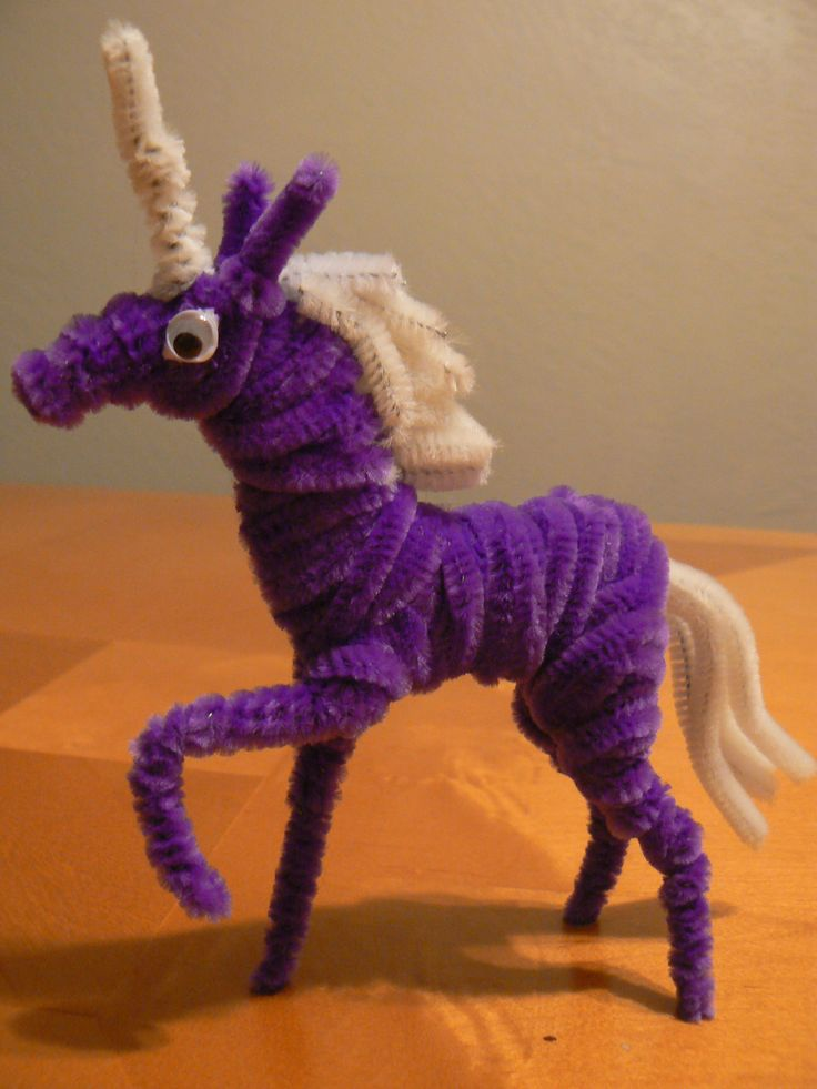 272 best CRAFT- PIPE CLEANER DIY images on Pinterest ...