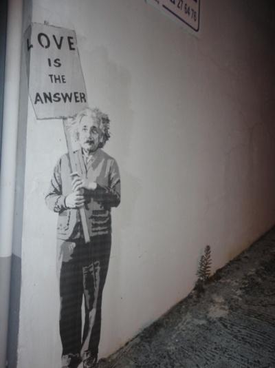 ein: Streetart