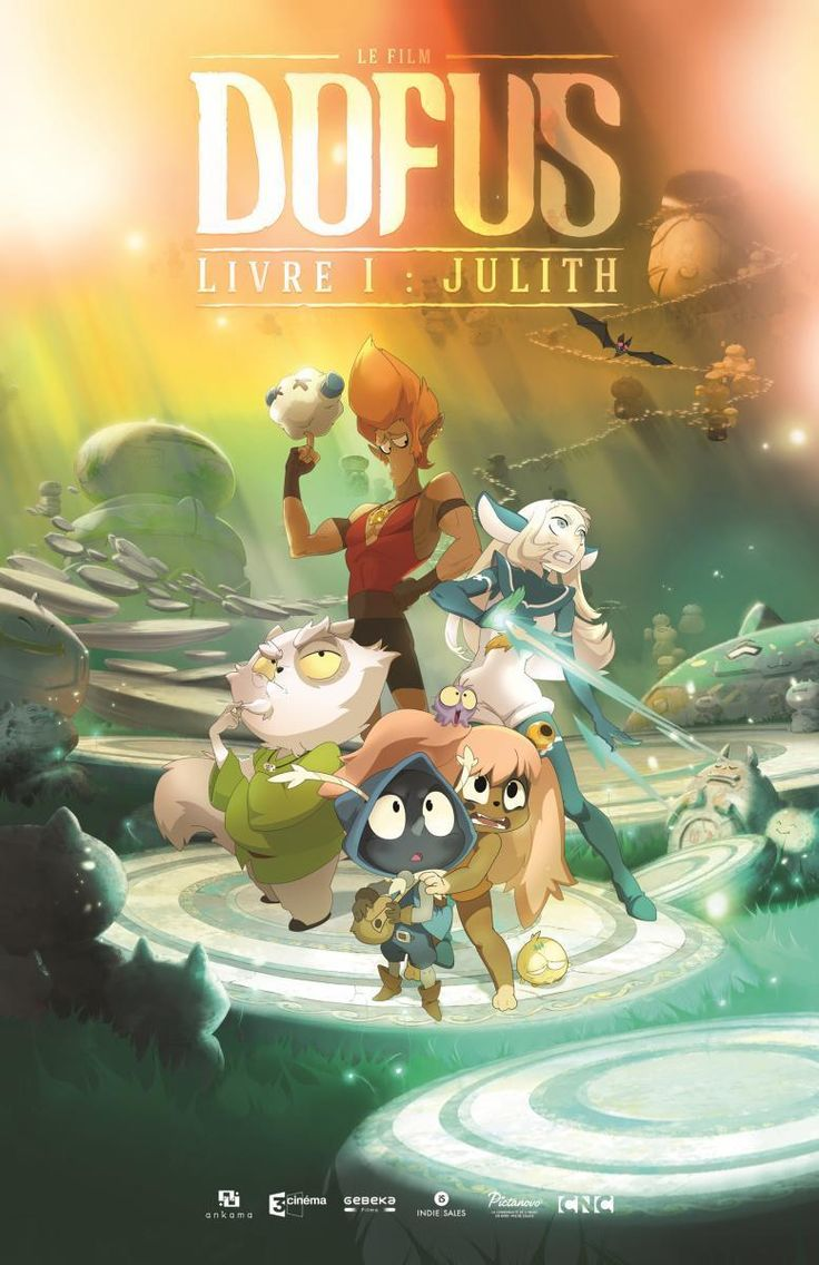 Review of Dofus – Book I: Julith - A Wonderful French Anime