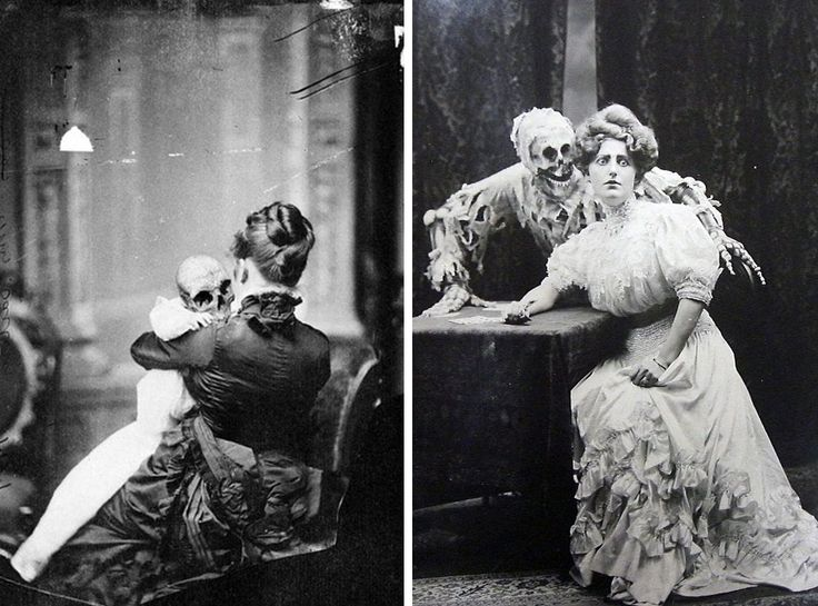 25 Terrifying Old Photos That Are Scarier Than Anything Youll See This Halloween
