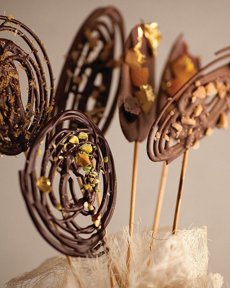 Chocolate swirls @Four Seasons Resort Koh Samui, Thailand