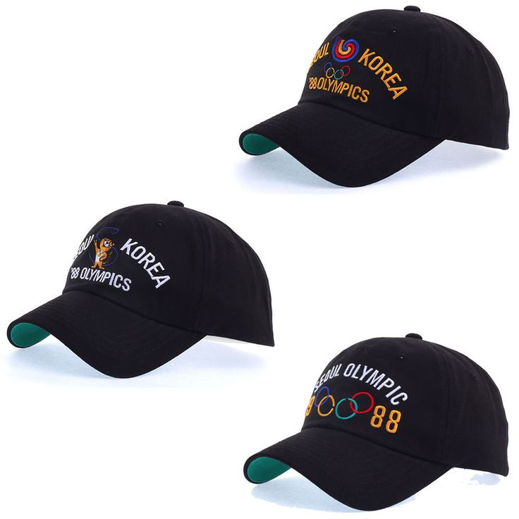 New Mens Womens GD X TAEYANG GOOD BOY 1988 Seoul Korea Olympic Baseball Cap Hat  #hellobincom #TruckerBaseballCapHats