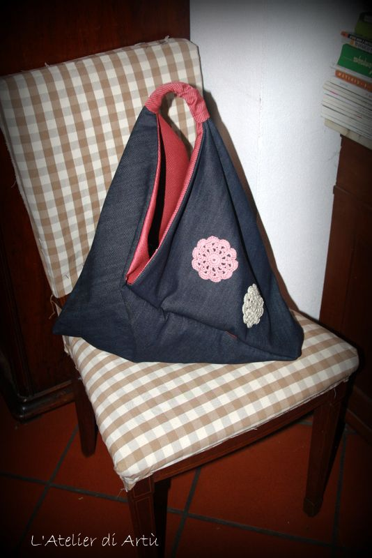 borsa origami hand made