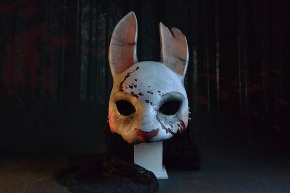 Huntress Skin Dead By Daylight Halloween 2020 Dead by daylight Huntress Mask wearable halloween costume | Etsy