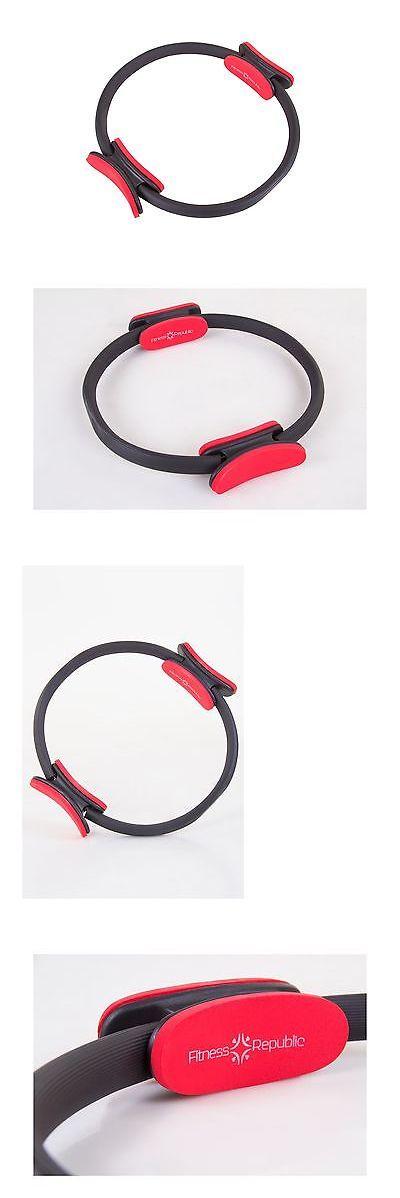 Pilates Rings 179808: Fitness Republic Pilates Ring (Pilates Reformer Exercise Ring Pilates Cir... -> BUY IT NOW ONLY: $37.25 on eBay!