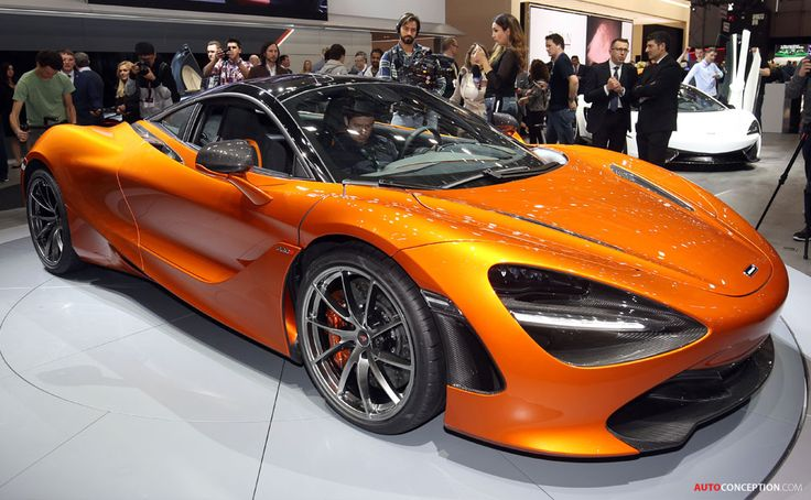 New McLaren 720S Officially Revealed