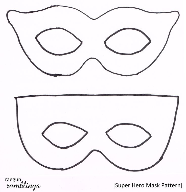 7 best makeyourown masks images on Pinterest Costumes, Masks and - paper face mask template