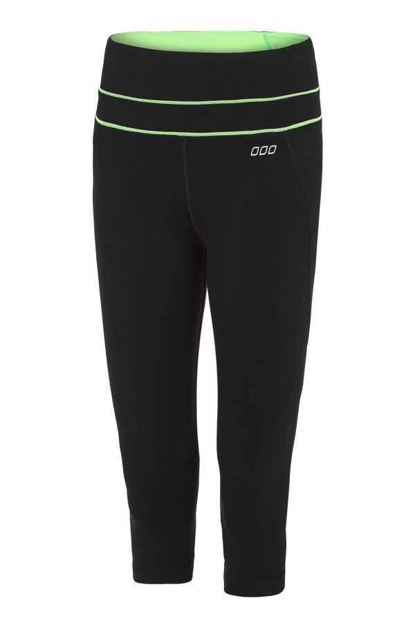 Jace Support 3/4 Tight | New In | Categories | Lorna Jane - Gym, running, yoga pants