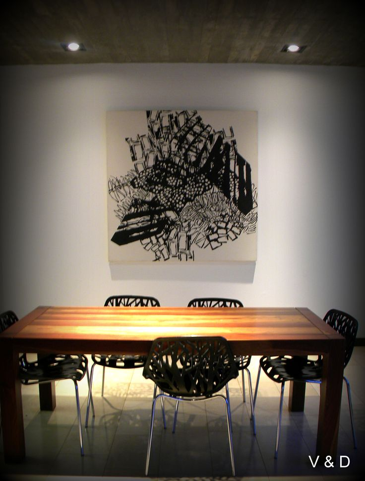 Dinning room - #modern #table #table