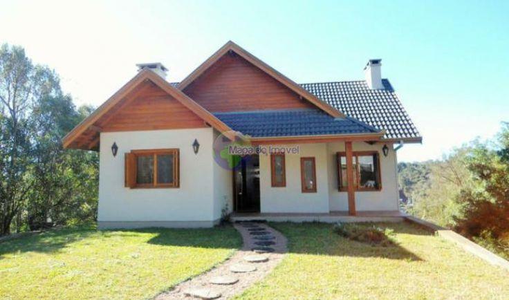 Casa com 3 dormitórios em Gramado - Imóvel R302394